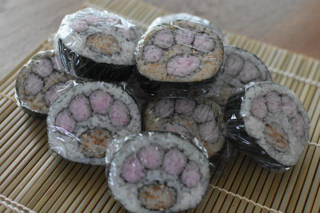 肉球巻き寿司講習〜縁教室〜